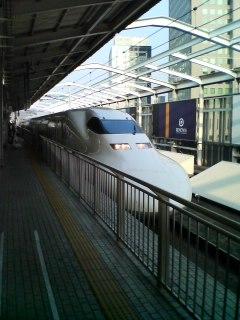 東京日帰り